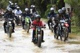 Ini motor yang akan digunakan Jokowi di sirkuit Mandalika