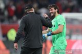 Saat lawan Bournemouth, Liverpool tak diperkuat Alisson