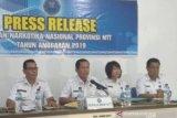 Badan Narkotika NTT ungkap 10 kasus narkoba selama 2019