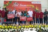 WIKA, Pelindo II, Nindya, Damri, dan BKI Rayakan Natal bersama anak panti asuhan di Tomohon