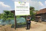 ACT Lampung beri sumur bantuan kepada warga