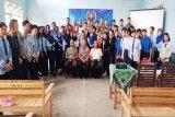 PWI Pulang Pisau tambah wawasan pelajar tentang jurnalistik