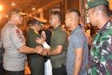 Pangdam Bukit Barisan sambut jenazah Kapten Anumerta Erizal  di Kualanamu
