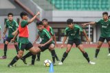 Timnas U-16 hadapi juara Piala Soeratin setelah laga kontra India ditunda
