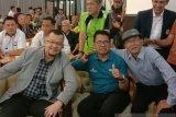 Hendri Zainuddin Ketum KONI  Sumsel 2019 - 2023
