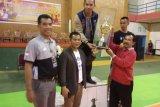 AFC Polres Agam Juara  Turnamen Sepak Takraw