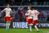 Tekuk Augsburg 3-1, Leipzig masuki libur musim dingin sebagai pemuncak klasemen