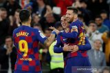 Barcelona hantam tamunya Alaves 4-2, Sevilla amankan tiga poin dari Mallorca