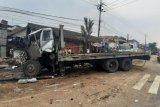 Sopir trailer dalam kecelakaan beruntun yang tewaskan tujuh orang diamankan