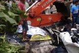 Tujuh orang tewas dalam kecelakaan beruntun di jalan raya Malang-Surabaya