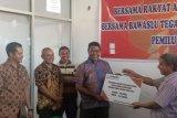 Santunan untuk 13 pengawas ad hoc di Timor Tengah Selatan