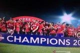 Bali United akhirnya sabet juara Liga I tahun 2019
