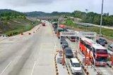 H-3 Natal 19.822 kendaraan masuk tol trans Sumatera