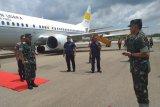 Panglima TNI dan Kapolri berkunjung ke NTT
