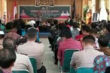 Kapolda Sulbar ikuti doa bersama sambut Natal di Kabupaten Mamasa