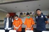 Polisi tangkap dua penipu  penerimaan pegawai PT KAI