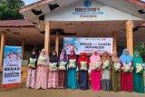 ACT distribusikan beras untuk santri di tiga Pesantren di Sumut