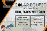 ITERA akan amati gerhana matahari cincin