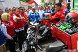Menteri ESDM menjamin stok BBM aman