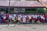 Yonif Raider 509/Kostrad gelar penyuluhan kesehatan di SD Batom Pegubin