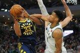 NBA bakal lanjutkan kompetisi tanpa penonton