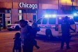 Polisi: 13 terluka saat acara penghormatan korban penembakan Chicago