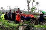Pendaki Gunung Sumbing tewas tertimpa longsor
