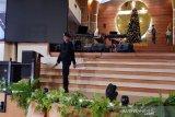 Tim Jibom Polda Jateng sterilkan belasan gereja di Solo