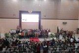 Kapolri  dan Panglima TNI tatap muka dengan masyarakat Sulawesi Utara