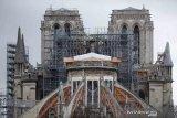 Prancis akan kembali pulihkan kondisi Notre-Dame