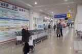 Penumpang Natal dan Tahun Baru di Bandara Radin Inten II masih normal
