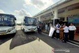 Larangan sementara penggunaan transportasi darat di Kalteng