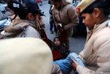 India meningkatkan pengamanan di tengah kemarahan soal peraturan baru