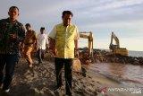 Atasi abrasi pantai Padang Pariaman, BNPB alokasikan Rp18 miliar