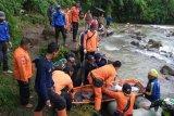 Bus Sriwijaya jurusan Palembang -- Bengkulu masuk jurang, 24 orang meninggal