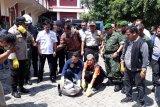 Ditemukan tas mencurigakan di Gereja Bethel Indonesia