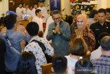 Gubernur Sulsel harapkan Natal 2019 menciptakan masyarakat damai