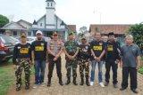Sopir truk di Lampung Timur ikut amankan gereja saat Natal