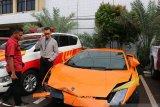 Polisi: Pengemudi Lamborghini penodong senjata api hindari pajak