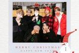 Pernak pernik Natal dari BTS dan selebriti lainnya