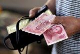 Yuan menguat lagi terhadap dolar AS
