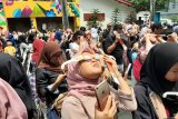Planetarium Jakarta dipadati warga, amati gerhana matahari cincin
