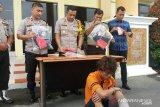 Polisi tangkap pelaku perampokan Indomaret  di Baturaja