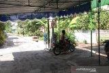 Densus 88 menangkap seorang pria terduga teroris di Wonocatur Bantul