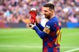 Messi beri kejutan kepada perawat pasien Covid-19