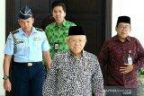 Disinformasi, Megawati minta Jokowi cari wapres baru gantikan Ma'ruf Amin
