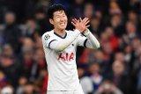 Mourinho yakinkan Spurs banding atas kartu merah Son