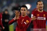 Alexander-Arnold: Musim belum selesai meski Liverpool  unggul 13 poin