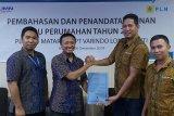 Tingkatkan pemasaran, PLN UP3 Mataram tanda tangani MoU percepatan pasang baru dengan PT Varindo Lombok Inti