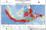 11.573 gempa bumi guncang Indonesia selama 2019